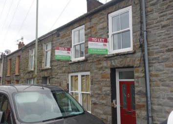 Thumbnail 3 bed terraced house to rent in Gwendoline Street, Treherbert