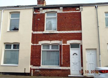 Thumbnail 2 bedroom terraced house to rent in Derby Street, Hartlepool