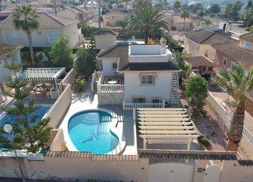 Thumbnail 4 bed villa for sale in Calle Ambar, Alicante, Valencia, Spain