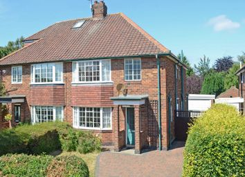Thumbnail 3 bed semi-detached house for sale in Middlethorpe Grove, Dringhouses, York