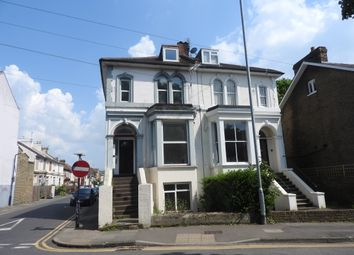 Thumbnail 4 bed flat to rent in Darnley Road, Gravesend