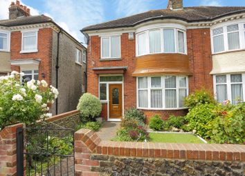 Thumbnail 4 bed semi-detached house for sale in Wellesley Road, Margate