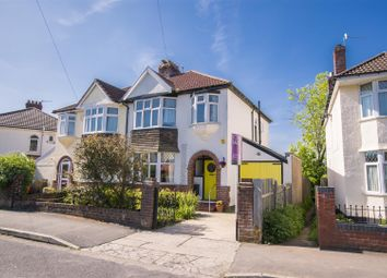 3 bed semi-detached house for sale in Southdown Road, Westbury-On-Trym, Bristol BS9