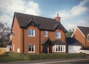 Thumbnail 4 bed detached house for sale in Abbots Lea. Shrewsbury Road, Hadnall, Shrewsbury