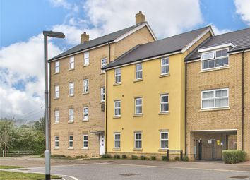 Thumbnail 2 bedroom flat for sale in Delphinium Court, Eynesbury, St Neots, Cambridgeshire