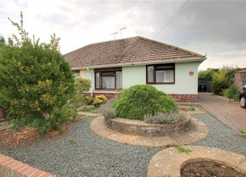 Thumbnail 4 bed bungalow for sale in Rackham Road, Tarring, Worthing, West Sussex