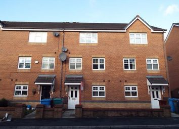 Thumbnail 4 bedroom terraced house for sale in Lowbrook Avenue, Manchester, Greater Manchester