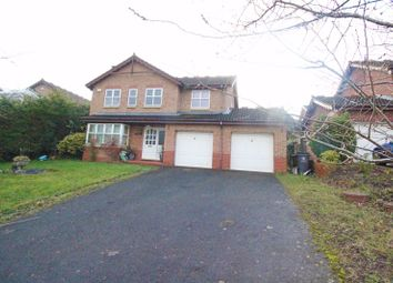 Thumbnail 4 bedroom detached house for sale in The Chase, Causey Hill, Hexham