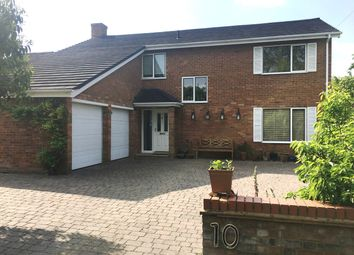 Thumbnail 5 bed detached house for sale in Cross Lane, Melbourn