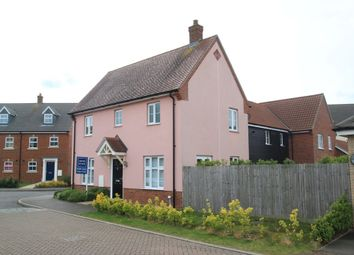 Thumbnail 3 bed semi-detached house for sale in St. Olaves Road, Bury St. Edmunds