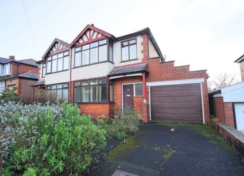 Thumbnail 3 bedroom semi-detached house for sale in Ansdell Road, Horwich, Bolton