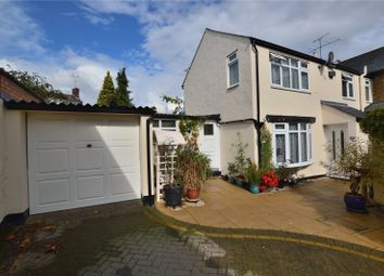 Thumbnail 3 bed semi-detached house for sale in High Street, Newport, Saffron Walden