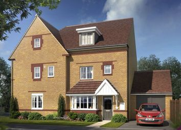 "Thumbnail 4 bed semi-detached house for sale in ""Woodbridge"" at Walnut Close, Keynsham, Bristol"