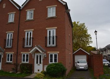 4 bed end terrace house to rent in Lister Close, St. Leonards, Exeter EX2