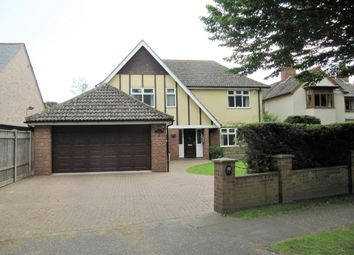 Thumbnail 4 bedroom detached house for sale in Poplar Avenue, Gorleston, Great Yarmouth