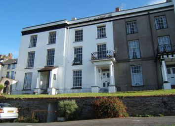 Thumbnail 2 bed flat to rent in Adelaide Terrace, Ilfracombe