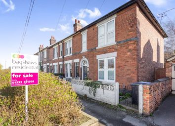 3 bed end terrace house for sale in Alfreton Road, Derby DE21