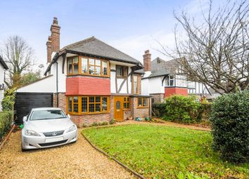 Thumbnail 3 bedroom detached house for sale in Woodbury Drive, Sutton
