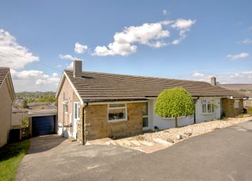 Thumbnail 3 bed detached bungalow for sale in Moor Crescent, Skipton