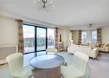 Thumbnail 3 bed flat for sale in Charter Court, 16A Harcourt Street, London