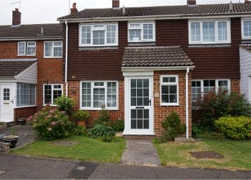 Thumbnail 3 bed terraced house for sale in The Meadows, Wingfield Nr Toddington