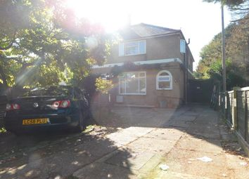 Thumbnail 4 bed semi-detached house to rent in Wraysbury Road, Staines
