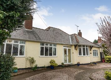 Thumbnail 3 bed detached bungalow for sale in The Crescent, Stourbridge