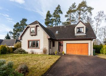 Thumbnail 5 bed detached house for sale in Littlewood Gardens, Blairgowrie