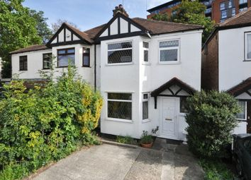Thumbnail 3 bedroom semi-detached house for sale in Ravensbourne Road, Bromley