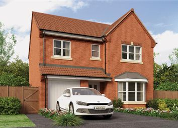 "Thumbnail 4 bed detached house for sale in ""Glenmuir"" at Loxley Road, Wellesbourne, Warwick"