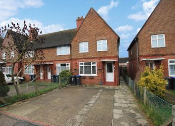 Thumbnail 3 bed end terrace house for sale in Peveril Drive, Sompting, Lancing, West Sussex.