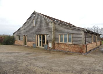Thumbnail 5 bedroom barn conversion for sale in Chalk Road, Upwell, Wisbech