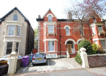 Thumbnail 2 bed flat for sale in Waverley Road, Sefton Park, Liverpool
