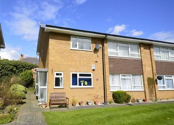 Thumbnail 2 bed flat for sale in Harley Close, Scarborough