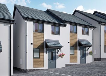 "Thumbnail 2 bed semi-detached house for sale in ""The Robin"" at Market Road, Plympton, Plymouth, Devon, Plymouth"