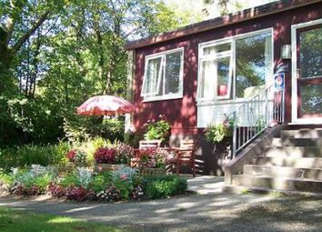 Thumbnail 2 bed mobile/park home for sale in 1 The Glade, Penstowe Holiday Park, Kilkhampton, Bude, Cornwall