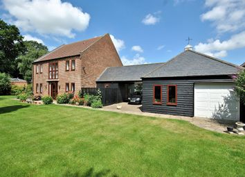 Thumbnail 4 bedroom detached house for sale in Kenwick Hall Gardens, Clenchwarton, King's Lynn