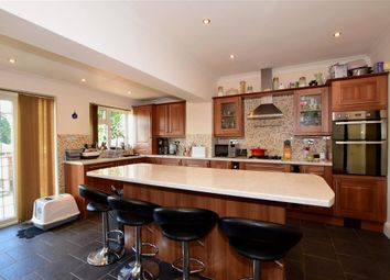 Thumbnail 3 bed end terrace house for sale in Station Road, Strood, Rochester, Kent