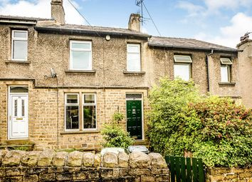 Thumbnail 3 bed terraced house for sale in Upper Clough, Linthwaite, Huddersfield, West Yorkshire