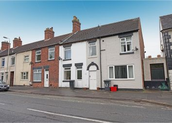Thumbnail 2 bed terraced house for sale in Main Street, Swadlincote