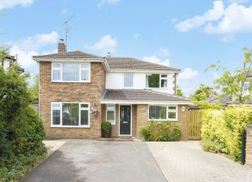 Thumbnail 4 bed detached house for sale in North Avenue, Abingdon