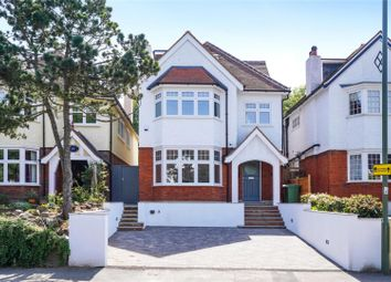 Thumbnail 5 bed detached house for sale in Portsmouth Road, Thames Ditton, Surrey