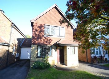 Thumbnail 3 bed detached house for sale in Goldsmith Close, Wokingham, Berkshire