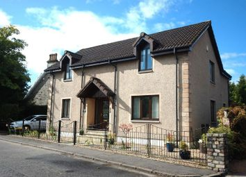 Thumbnail 4 bed detached house for sale in Elm Avenue, Lenzie, Kirkintilloch, Glasgow