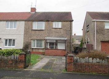 3 bed semi-detached house for sale in Long Vue Road, Port Talbot, Neath Port Talbot. SA12