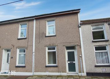 Thumbnail 2 bed terraced house for sale in Bell Street, Aberdare, Mid Glamorgan