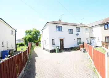 Thumbnail 3 bedroom end terrace house to rent in Southey Walk, Tilbury, Essex