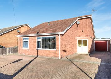 Thumbnail 3 bed bungalow for sale in Swallow Avenue, Skellingthorpe