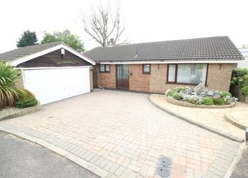 Thumbnail 2 bed detached bungalow for sale in 12, Hemmingfield Close, Worksop