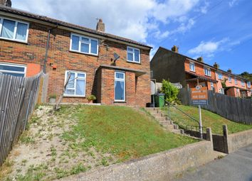 Thumbnail 3 bed end terrace house for sale in Plimsoll Avenue, Folkestone, Kent